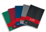 Protège-documents 40 vues assortis moyen Le Lutin couverture PVC 34/100e, pochettes PVC 5,5/100e - Elba