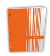 Protège menu A4 - Dimensions  : 25 x 0,5 x 31,5 cm