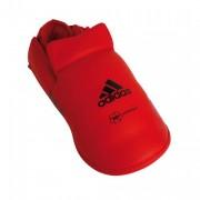 Protège pied karaté - Tailles disponibles : S – M – L – XL - Coloris : Bleu / Rouge