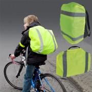 Protège sac sécurité personnalisé - Protège sac avec bandes réfléchissantes