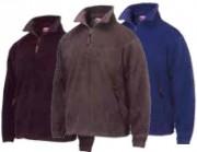 Pull polaire pour homme - Tailles disponibles : Du S à XXXL