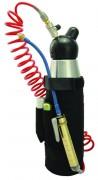 Pulvérisateur à pression manuelle - Cartouche de CO2 ou de NO2