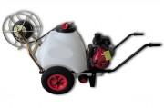 Pulvérisateur agricole sur brouette - Volume : 125 L - Pression hydraulique