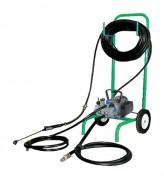 Pulvérisateur électrique sur chariot - Tous produits dont chlore et acides