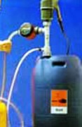 Pulvérisateur produits chimiques - Pharmaceutique