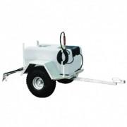 Pulvérisateur professionnel avec châssis roulant - Capacité : 200 ou 400 L