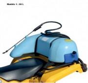 Pulverisateur quad - Capacité : 55, 85 et 100 L