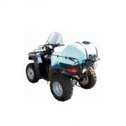 Pulvérisateur quad d'engrais - Matière : Polyéthylène  - Capacité : 85 et 100 L -Dimensions : 780x980x310 mm