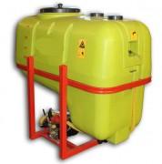 Pulvérisateur sans rampe - Volume de la cuve : 300, 600 ou 800 L