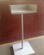 Pupitre bureau - Sur mesure en métal