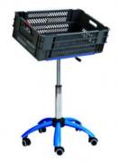 Pupitre d'atelier support bac - Capacité de charge (kg) : 50
