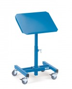 Pupitre roulant d'atelier - Charge (kg) : 150