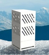 Purificateur d'air par photocatalyse - 40m² - Sans installation - Peu de maintenance