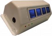 Purificateur d'air pour ambulance - Purificateur d'air mural pour véhicule petit volume type ambulance classe C - Capacité : 80 m3/heure