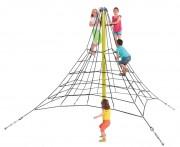 Pyramide de corde