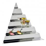 Pyramide de dégustation 10 cuillères - 400523