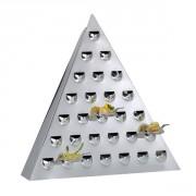 Pyramide de dégustation 28 cuillères - 400516
