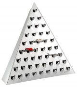 Pyramide de dégustation 45 cuillères - 400515