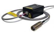 Pyromètre infrarouge avec fibre optique - Plages entre 550 et 3500°C -Temps de réponse très court, inférieur à 1 ms