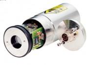 Pyromètre infrarouge lampe pilote - 2 plages de mesure longue: 200 ... 1300°C ou 400 ... 2500°C