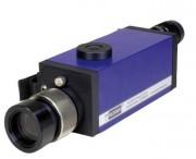 Pyromètre infrarouge portable - Avec Vario-optique-Diamètre du spot de mesure 4,5…42 mm