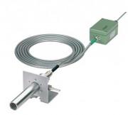 Pyromètre infrarouge pour l'industrie verrière 600 à 1 800°C - Plage de température : de 600 à 1 800°C - bande spectrale : de 0.8 à 1.1µm
