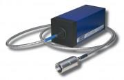 Pyromètre infrarouge spécial avec fibre optique 180 µs - Temps de réponse 180 µs-Temps d'intégration 0,3 ms… 5 s