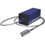 Pyromètre infrarouge spécial avec fibre optique 3500 °C - Plage de température : de 200 à 3 500°C - temps de réponse : 180 µs