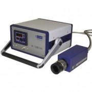 Pyromètre infrarouge spécial KLEIBER KMGA 740 - Temps de réponse (t99) 10 µs-Liaison série USB