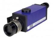 Pyromètre infrarouge spécial portable pour stockage - Plage de température : 600 - 1 600°C - bande spectrale : de 1.58 à 1.8 µm