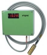 Pyromètre infrarouges avec mode spécial pour la mesure de coulée de fonte - Avec mode spécial pour la mesure de coulée de fonte