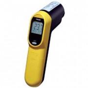 Pyromètre infrarouges avec visée laser - Echelle de mesure : -50°C à + 400°C - T objet : 15°C à -35°C...... 1°C- Précision : 2% - 2,5°C