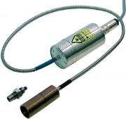 Pyromètre infrarouges bichromatique - Plage de température : de 700 à 2 500°C - précision : de 0.5 à 1%