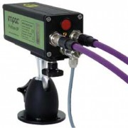 Pyromètre infrarouges Ecran LCD intégré - Plage de température : de 250 à 2 500°C - temps de réponse : <1ms