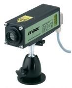 Pyromètre infrarouges IGA 140 - Plages de mesure entre 250 et 2500°C  - Rapide < 1 ms en option 500 µs