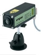 Pyromètre infrarouges IPE 140/34 - Mesure de films plastiques, films spéciaux PE et PP extrêmement fins à partir d'une épaisseur de 30 µm-Plage de mesure : 50...500°C