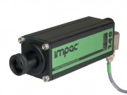 Pyromètre infrarouges IPE 140 - Plages de mesure entre 5 et 1200°C-Temps de réponse rapide à partir de 1,5 ms