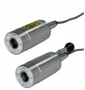 Pyromètre infrarouges mesure de température sans contact - Pyromètre digital bichromatique