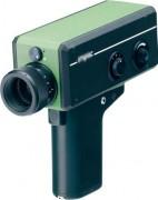 Pyromètre infrarouges Portable 300 à 2 500°C - Plage de mesure : de 300 à 2 500°C - précision : 1% + 1°C