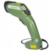 Pyromètre infrarouges portable rapide - Plage de température : de -32 à +500°C - précision : 1% de la valeur mesurée ou 1°C