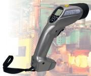 Pyromètre infrarouges pour hautes températures - Traitement de données