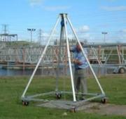 Quadripied de levage - 2 modèles.CMU : 500 ou 1000 kg