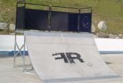 Quarter lanceur de skate