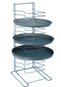Rack à grilles vertical - Hauteur (mm) : 700