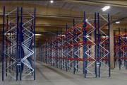 Rack à palettes 2400 mm - Hauteur de 2400 mm jusqu'à 10800 mm.