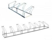 Rack à vélos 4 places - Modèles simples ou doubles
