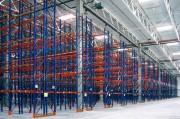 Rack de rangement à palette - Charge : 1250 à 5500 kg