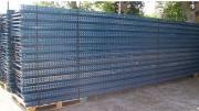 Rack de rangement occasion - Capacité 2T5/niveau - hauteur 3.35m x 1m de profondeur