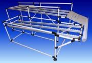 Rack de stockage dynamique - Répond aux demandes de productivité en bord de ligne