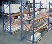 Rack de stockage sur mesure en occasion - Différentes profondeurs et hauteurs sont disponibles
